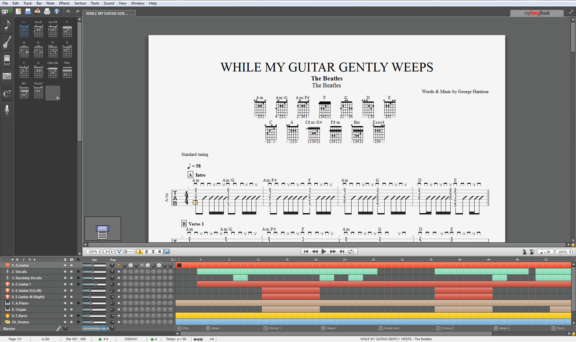 Guitar Pro 6 Overview