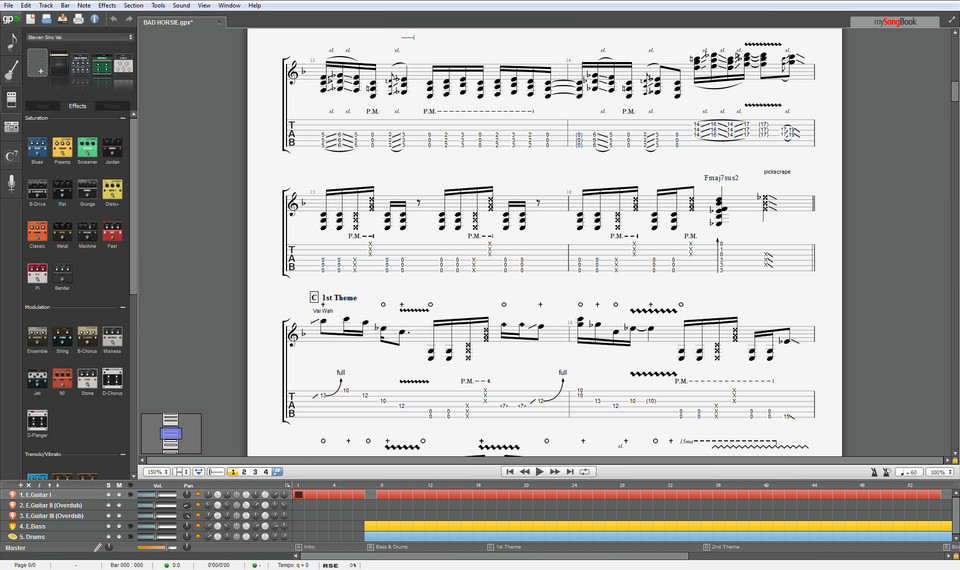 How it works? Guitar Pro 6