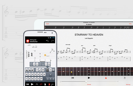 Guitar Pro 6 - Tablature software for guitar, bass, and other ...