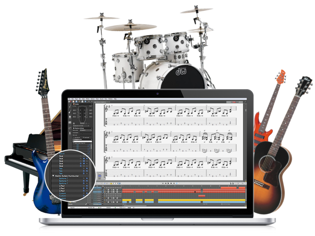 Soundbanks for Guitar Pro 6