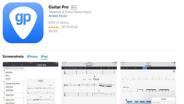 Discover the Guitar Pro mobile app for iOS and Android